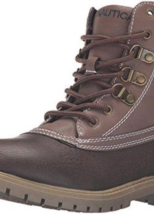 Демисезонные ботинки nautica, размер 1us
