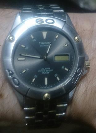 Часы наручные мужские Casio MW-501/Япония/