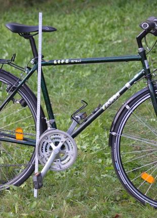 Велосипед хромолевый туринг (Австрия) в коллекционном состоянии.
