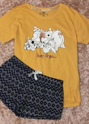 Пижама или костюм для дома английского бренда primark, анг. 12...