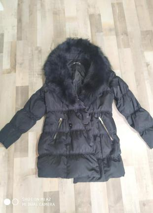 Куртка черная love republic 46