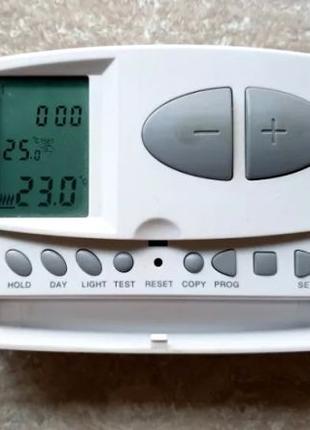 Беспроводной термостат Computherm Q7 RF, б/у