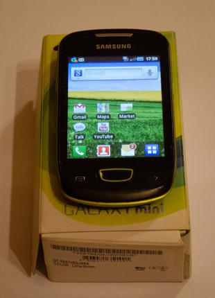 Смартфон Samsung GT-S5570 (Galaxy Mini)