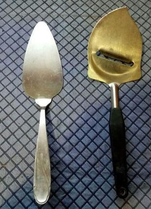 Лопатки кухонные (2 штуки)