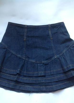 Джинсовая юбка gloria jeans р.36