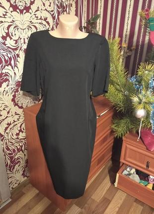 ❤️шикарное платье 48-50 размер