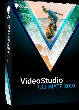 Corel VideoStudio Ultimate 2019 на 1ПК