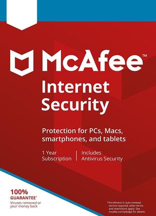 McAfee Internet Security 2020 Anti-Virus