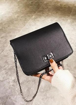 Маленькая женская сумка клатч