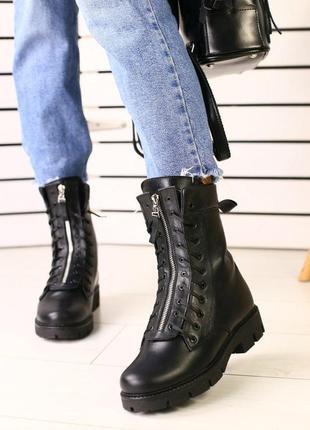 Женские ботинки сезон : зима размеры: 36-41