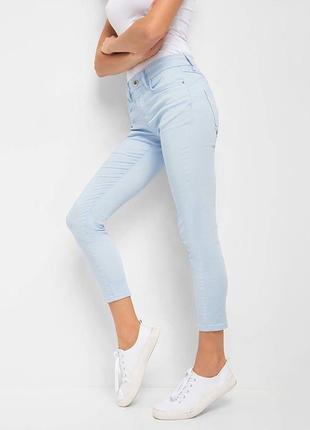 🌿  джинси супер скіні denim co