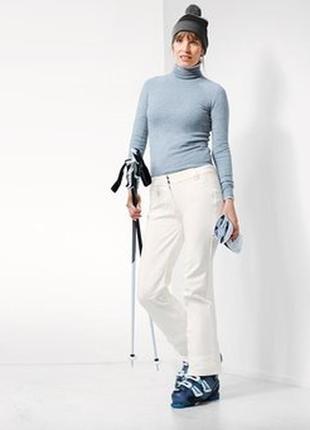 Мягкие лыжные брюки