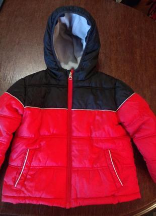 Куртка healthex 3-4 г. ( 104 см).