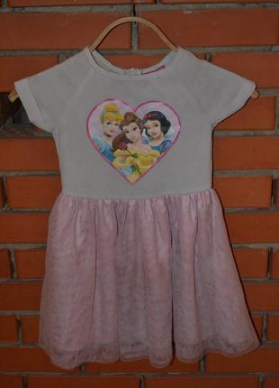 Платье young dimension 5-6 л( 116 см).
