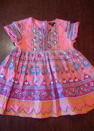 Платье autograph 2-3 г ( 92-98 см).