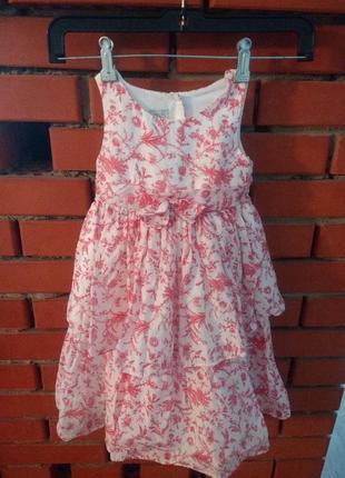 Платье marmellata 3-4 г  (104 см).