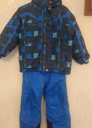 Комплект( комбинезон и куртка) loap 110см