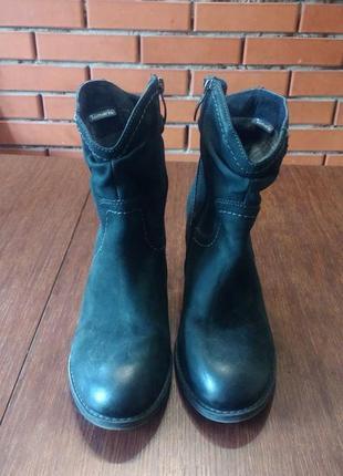 Ботинки, сапоги tamaris 40 р ( 26см).