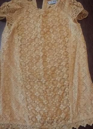 Платье next 4 г( 104 см)