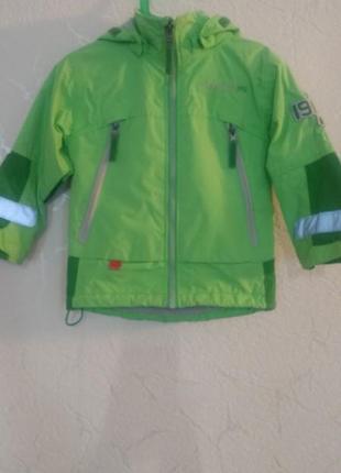Куртка, ветровка didriksons 90 см (1,5- 2 г).