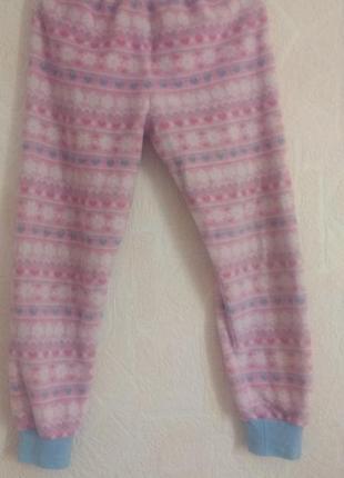 Штаны пижамные yd  7-8 л ( 128 см).