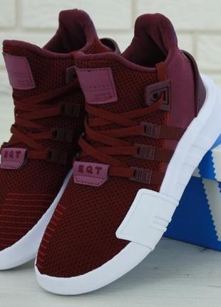 Мужские кроссовки adidas eqt bask adv (арт. 11844)