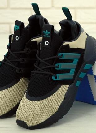 Мужские кроссовки adidas x packer eqt 91/18 (арт. 11875)