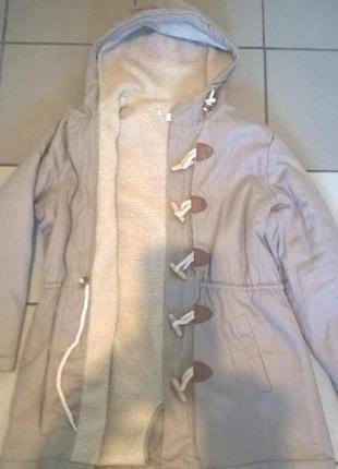 Женская зимняя курточка (парка)