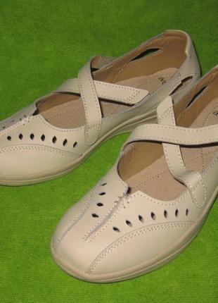 Туфли,мокасины avenue,р.37-38
