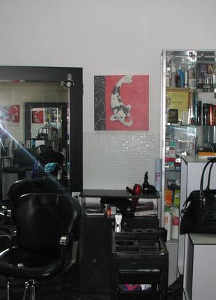 Аренда рабочего места парикмахера