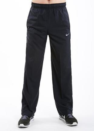 Спортивные фирменные штаны брюки nike dri fit