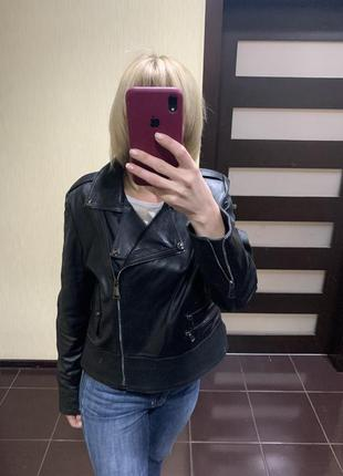 Кожаные куртки, кожаные косухи, кожаная женская куртка