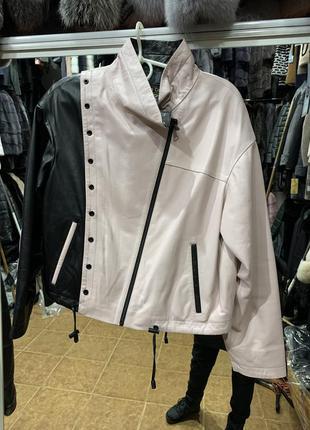 Кожаная женская куртка, кожаная косуха, кожаная женская куртка...