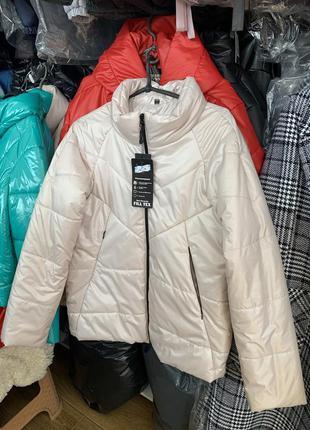 Демисезонная женская куртка, женская куртка весна осень