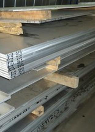 Купить Алюминиевый Лист в Киеве Д16Т (2024 Т3511)