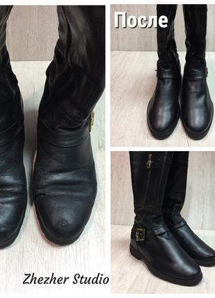 Осуществляем качественный ремонт обуви