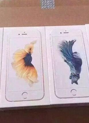 iPhone 6s 32gb НОВЫЙ
