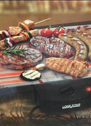 Электро барбекю