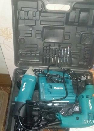 Набор инструментов  макита, makita