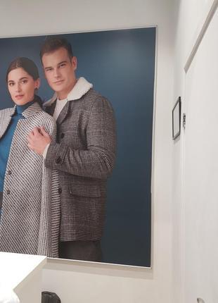 Суперове нове пальто шерсть