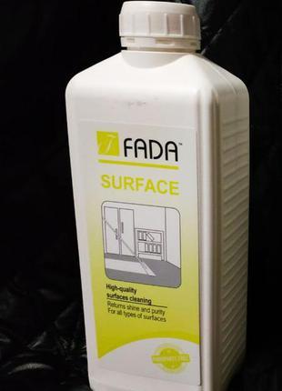 Фада поверхность универсальное моющее средство концентрат для ...
