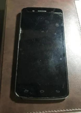 На Запчасти мобильны телефон Prestigio PSP 5507 DUO