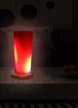 """Светильник """"Огненная лампа"""""""