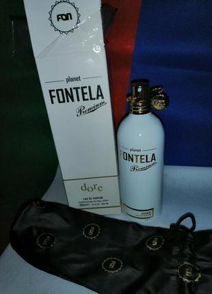 Женская парфюмированная вода dore