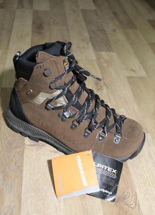 Трекинговые ботинки alpina черевики трекінгові