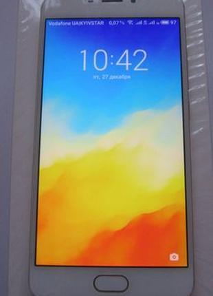Мобильный телефон смартфон Meizu m5 note 3/32 GB color: Gold