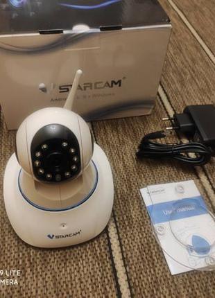 Поворотная беспроводная IP-камера C7825WIP Wi Fi VSTARCAM