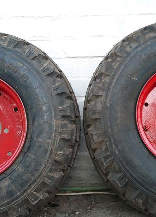 Нові шини 10.00-16 / 270-406 (9.00 -16, 240-406) 125 А8 10PR з ди