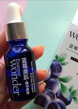 Сыворотка с гиалуроновой кислотой bioaqua wonder essence с экс...