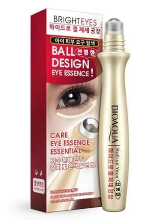 Cыворотка крем для кожи вокруг глаз bioaqua ball design eye es...